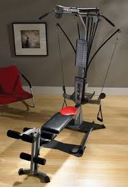 Bowflex Blaze all in one workout machine.