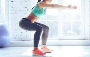 Get in shape at home